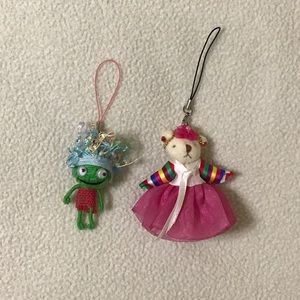 Accessories - Small Pair of Charms